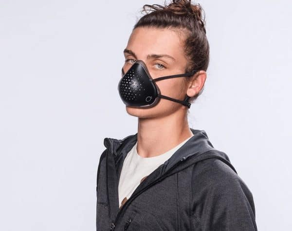 O2 Curve 1.2 Personal Protection Mask