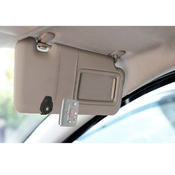 Universal Clip Mount with Magnetic Mount