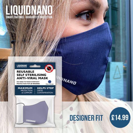 LIQUIDNANO™ DI0X D4 FACE MASKS
